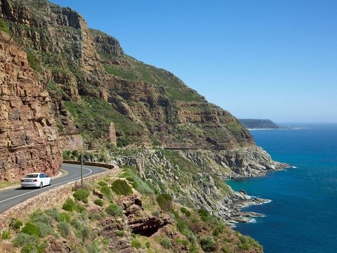 Cape Point tour chapmans peak drive cape town
