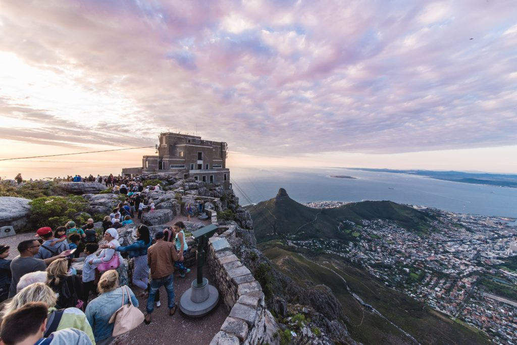 Cape Town City Tour Top of Table Mountain Cableway