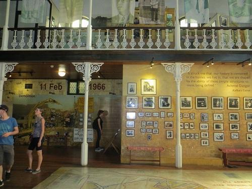 Cape Town Township Tour District six museum