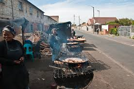 Langa township tour
