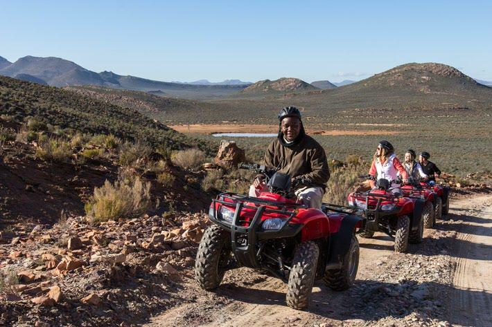 aquila quad bike safari tour