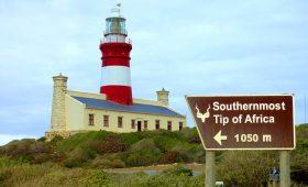 Cape Agulhas Tour Lighthouse