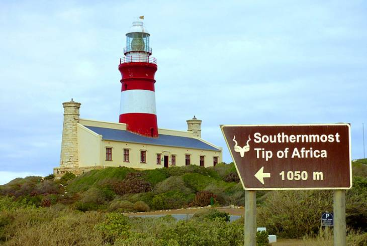 Cape Agulhas Tour Lighthouse